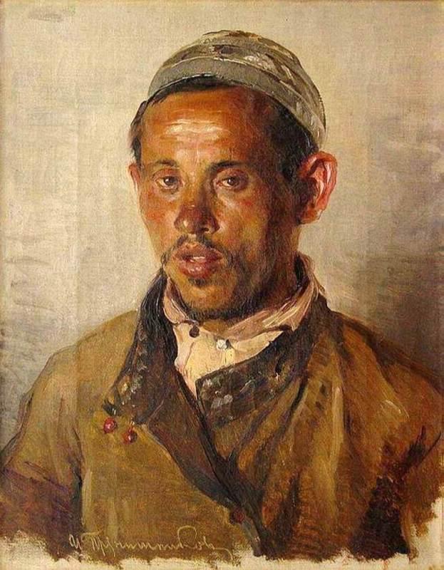 The Tatar, 1880