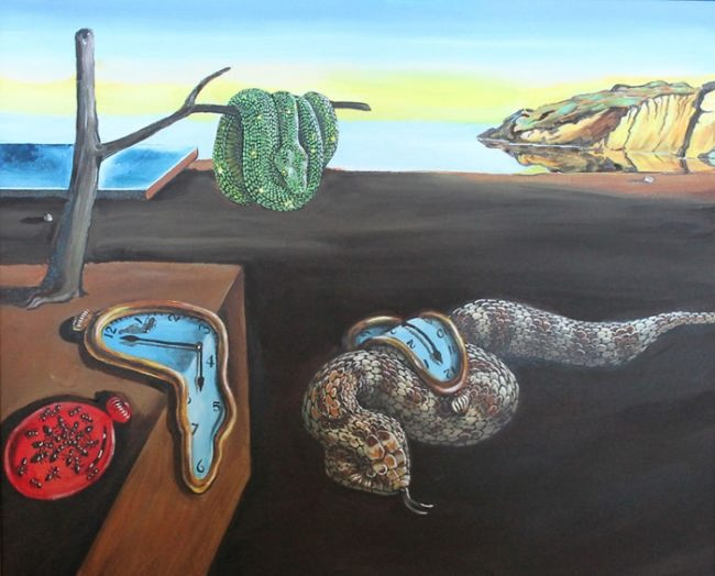 Snakes by Bill Flowers