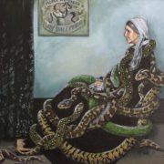 W mother by Bill Flowers