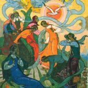 A. Peskov. Silk Wings by M. Kochnev
