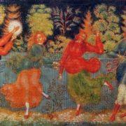 I. I. Golikov. Dance. 1925