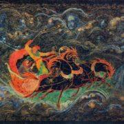 I.P. Vakurov. The demons. 1935