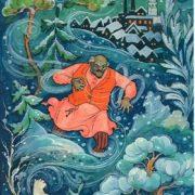 K. Bokarev. Silver Yarn by M. Kochnev