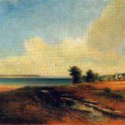 Landscape. 1874