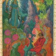 N. Malinkin. Mountain Master by P. Bazhov