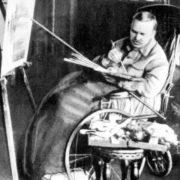 Russian artist Boris Kustodiev