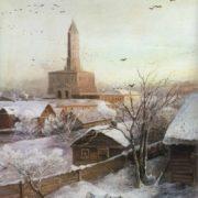Sukharev Tower. 1872