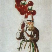 The seller of balloons. 1926