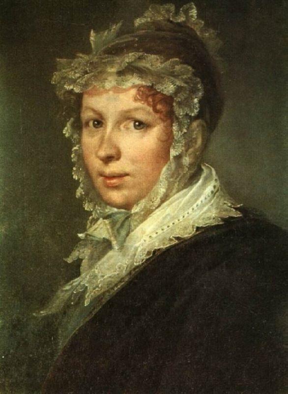 A.I. Tropinina, the artist's wife