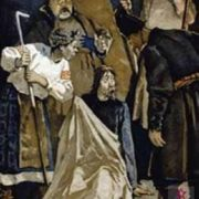 Amazing illustrations for N.V. Gogol's Christmas Eve