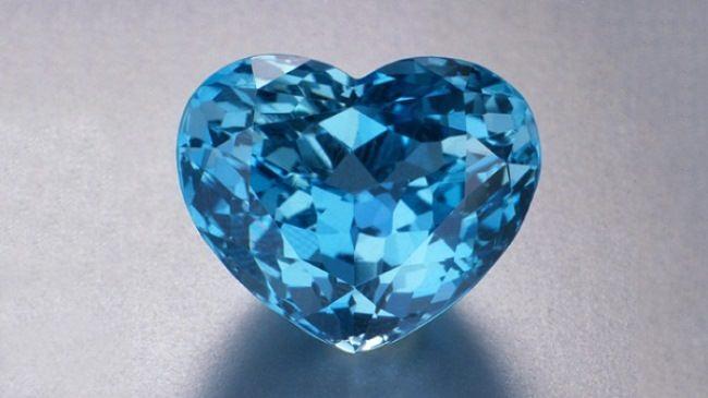 Beautiful aquamarine