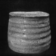 Bowl for the tea ceremony Raku ware. 17th century