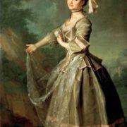 Catherine Ivanovna Nelidova, 1773