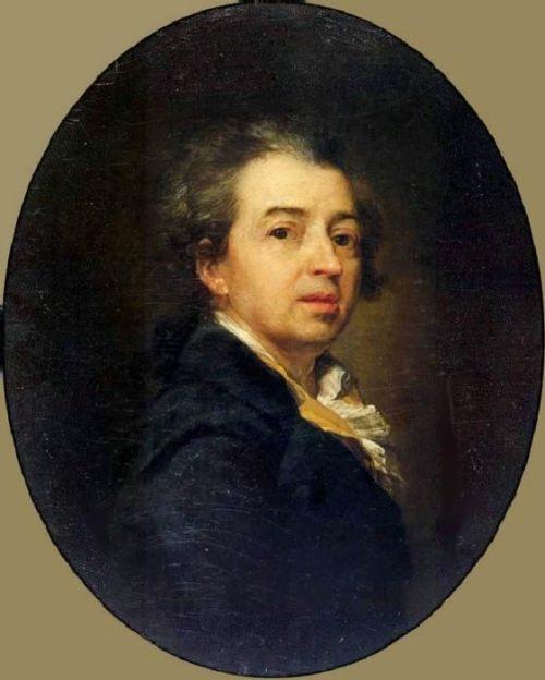 Dmitry Levitsky - master of ceremonial portrait