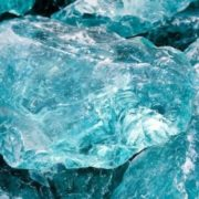 Exotic aquamarine