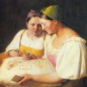Fortune-telling. 1842