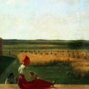 In the harvest. Summer. Mid-1820s, the State Tretyakov Gallery