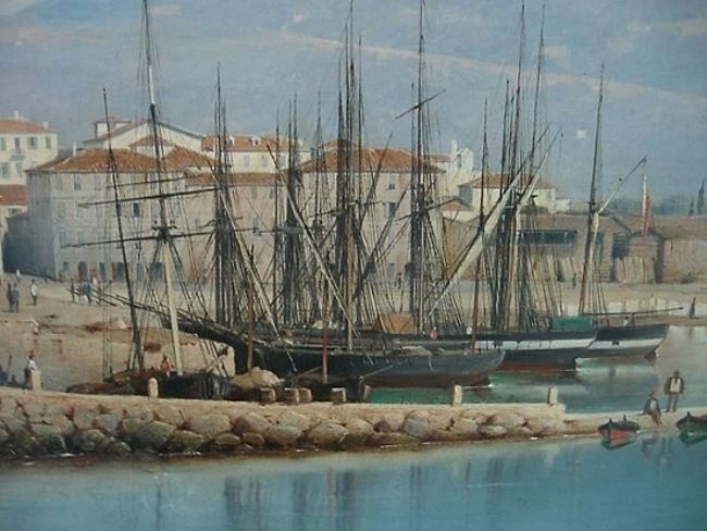 Italian port