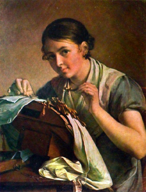 Lace-maker. 1823