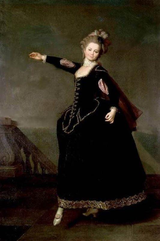 Natalia Semenovna Borshchova, 1776