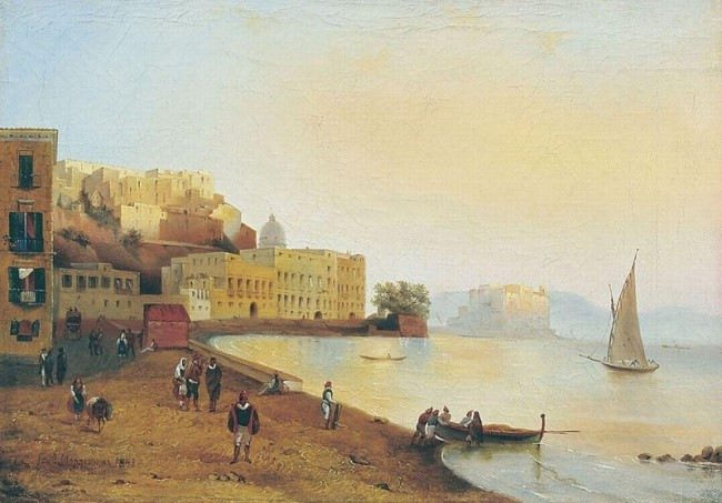 Neapolitan view