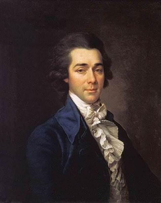 Nikolai Aleksandrovich Lvov, 1780