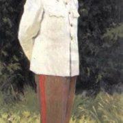 Portrait of I.V. Stalin