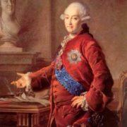 Prince Alexander Mikhailovich Golitsyn, 1772