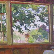Window of terrace