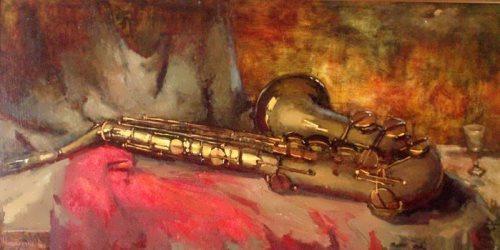 Anastasia Khasan-Chistyakova. Saxophone