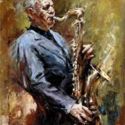 Andrey Atroshenko. Saxophone
