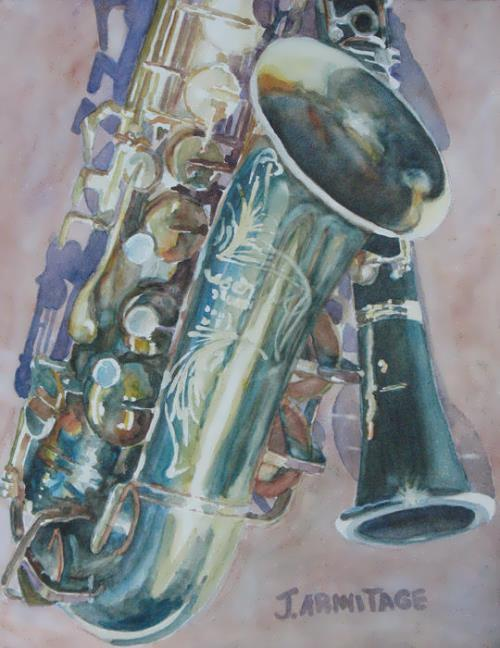 Jenny Armitage. Jazz Buddies
