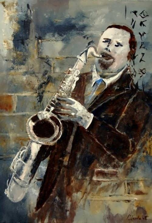 Ledent Pol. Sax Player