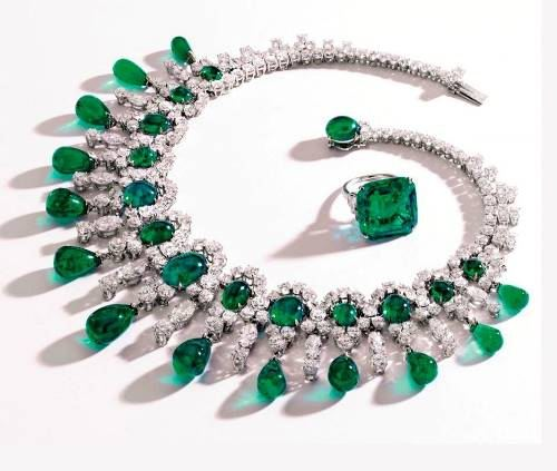 Amazing emeralds