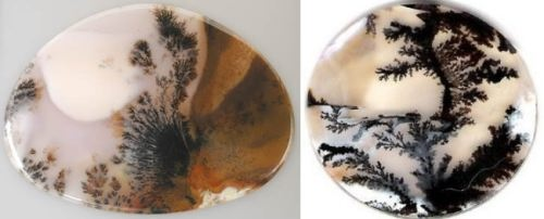 Attractive agate