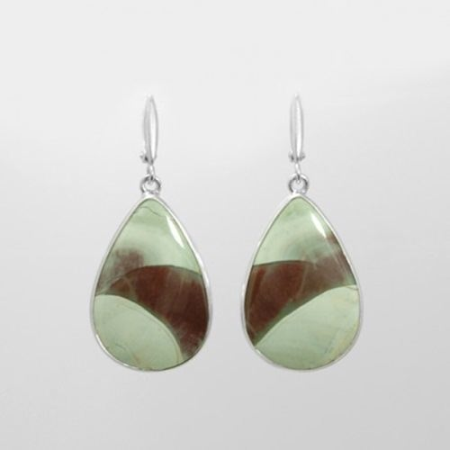 Awesome jasper earrings