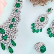 Gorgeous emeralds