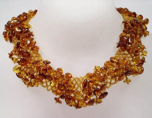 Great amber necklace