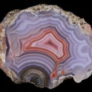 Picturesque agate