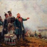 Panorama The Battle of Borodino by Franz Roubaud
