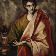 St. Apostle John the Theologian (1610-1614)