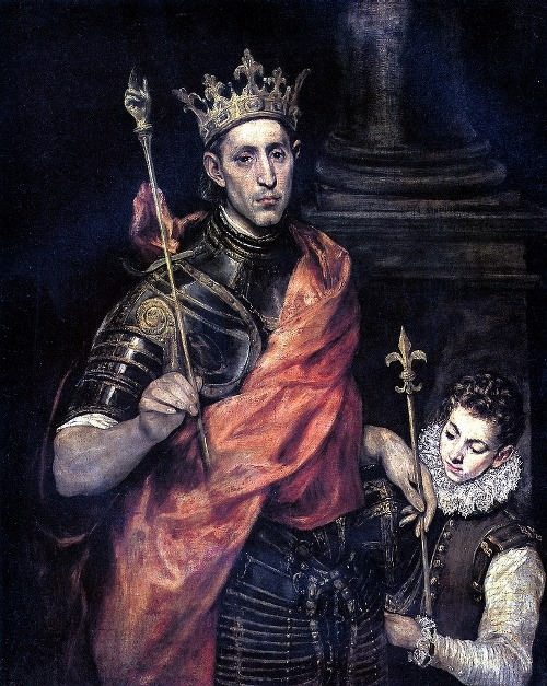St. Louis King of France Louis IX