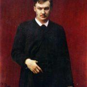 A.K. Glazunov. 1887