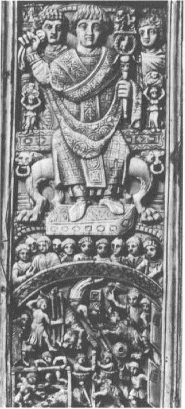 Areobindus, consul of Constantinople, 506, Ivory