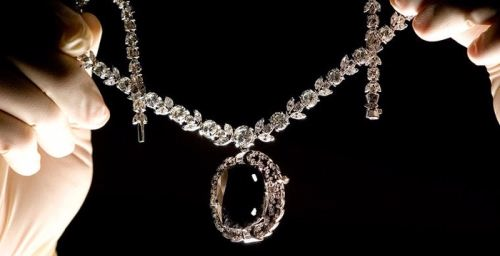 Black Orlov diamond