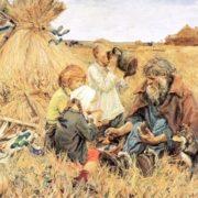 Harvest, 1945