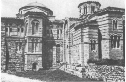 Hosios Lukas Monastery Phocis