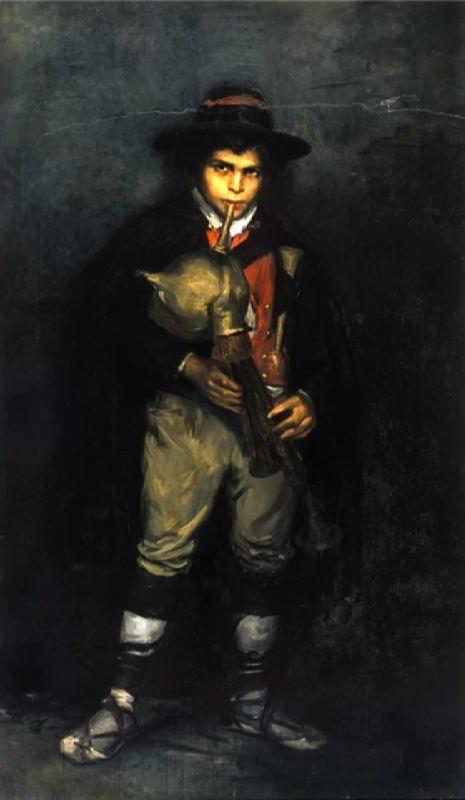 Joaquin Martinez de la Vega. Piper