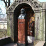 Kuindzhi's grave
