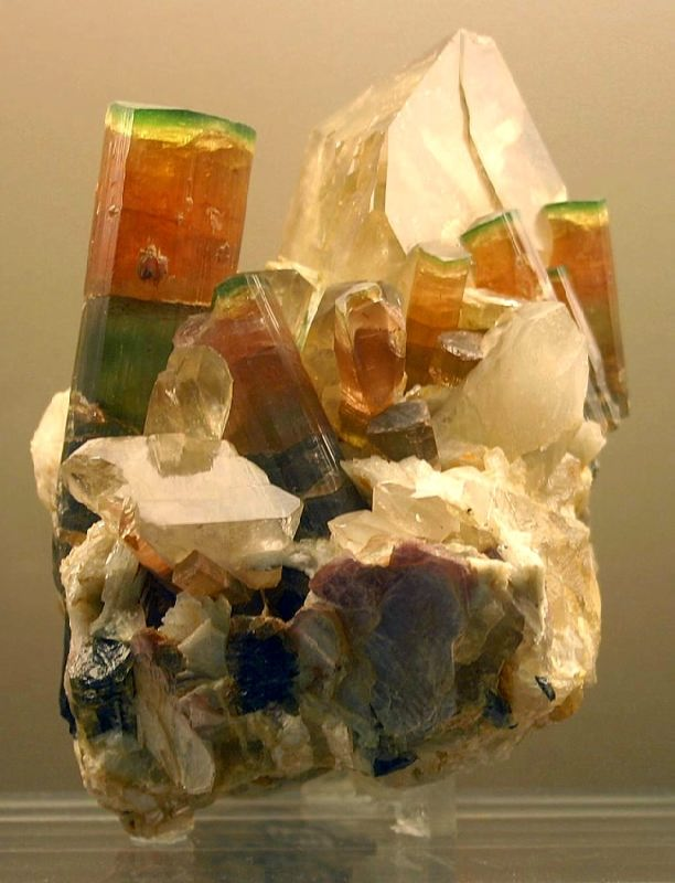 Magnificent tourmaline
